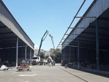 Lhoist Belocal Limeira -  Construção Civil da planta SLS 45