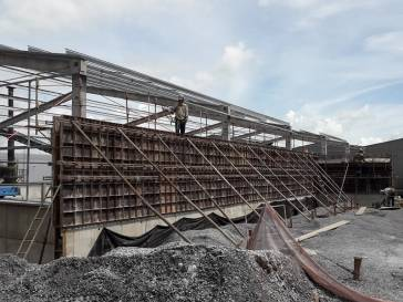 Lhoist Limeira - Construção Civil da Planta de Oxyfertil